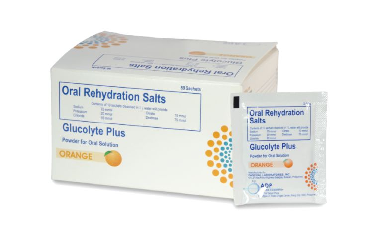 Glucolyte Plus
