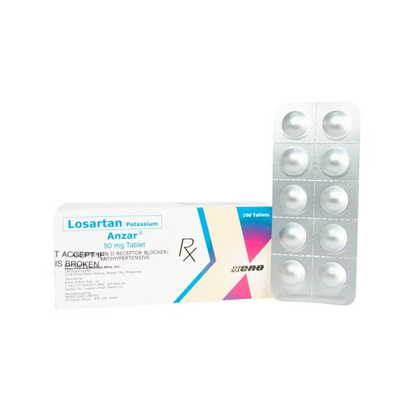 anzar tablet 50mg featured image