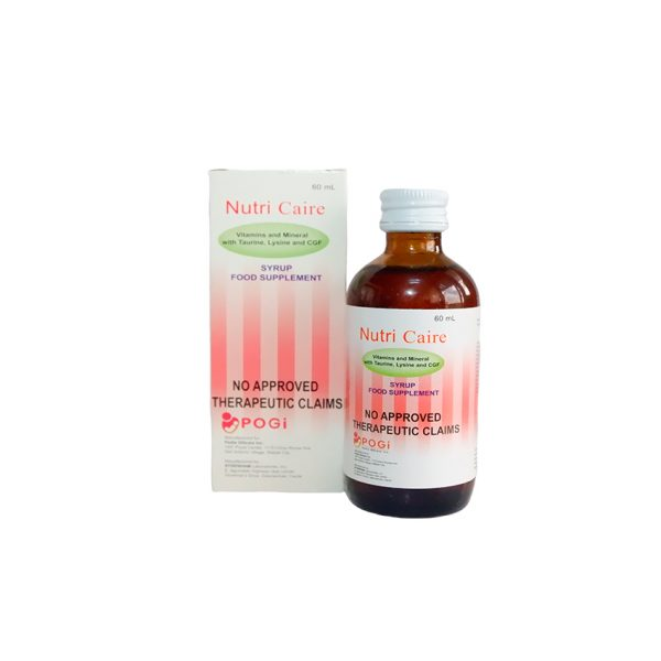 nutri caire 60ml featured image